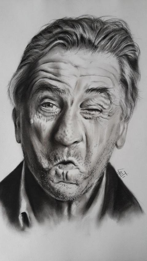 Robert De Niro by stellina